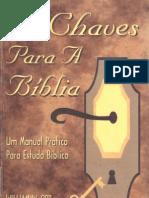 66 Chaves Para a Bíblia - William W. Orr