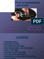 02 Ajay Singh - Customer Relationship Management