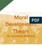 Moral Development Theory