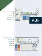 Lageplan der Tagungsräume im relexa hotel Stuttgarter Hof Berlin