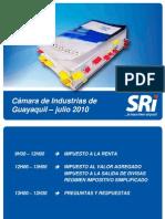 Presentacion Impuesto a La Renta - (Camara de La Produccion)