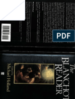 Blanchot, Maurice • [1995] The Blanchot Reader