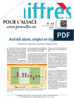 Insee - Conjoncture Alsace - 1er trim 2012