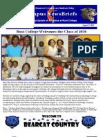Campus News Brief 081712