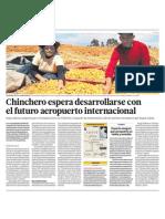 El Futuro Chinchero Cusco
