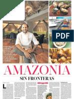 Gastronomia Amazonia Peru
