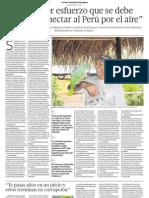 Inversion en Amazonia Peru