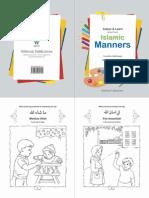 Learn Abou Basic Islamic Manners