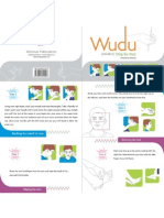 Wudu (Step by Step)
