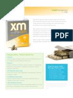 Xmam Productprofile ENG