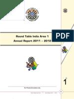 2011-12 RTI Area 1 Annual Report