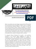 Mulheres Na Revolucao Russa - Salete Oliveira - Bpi