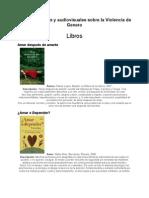 Violencia de Genero eBooks Peliculas Otros 2012