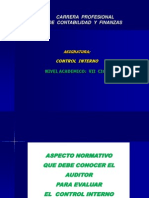 13º NORMAS DE AUDITORIA.ppt