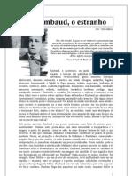 Rimbaud, o Estranho - Caio Meira