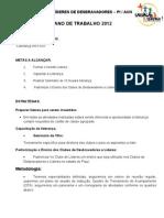 PPCL Plano de Trabalho