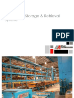 Automatic Storage & Retrieval Systems