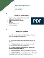 Direito Processual Civil i Fib