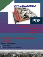 E-Waste Management Main