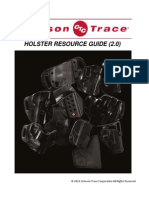 Crimson Trace Holster Resource Guide 2.0