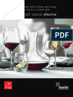 Bormioli Rocco - Electra Brochure