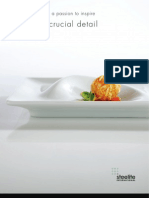 Crucial Detail Brochure