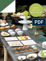 Steelite Buffet Solutions Brochure