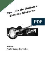 Guitarra Elétrica Moderna - Básico