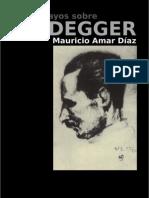 Dos ensayos sobre Heidegger