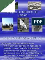 Aula Jogos Olimpicos
