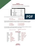 Lecciones Ingles Aula Facil