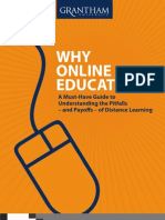 Why Online Education - eBook From Grantham University