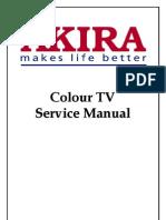 Akira CT21TF9 Ch 3Y01(z LA8633xx)-Tryb