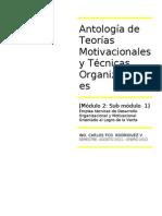 Antologia de Comportamiento Organizacional
