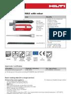 hilti epoxy anchor bolt installation guide
