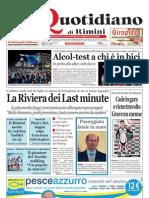 30.7.2012 Nuovo Quotidiano Rimini