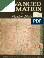 Advanced Animation Preston Blair
