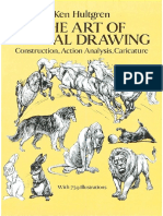 The Art of Animal Drawing - Ken Hultgren