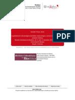 Globalizacion Del Paradigma Biomedico