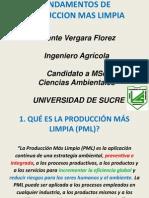 Fundamentos de Produccion Mas Limpia