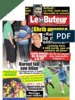LE BUTEUR PDF du 18/08/2012