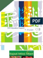 CEI Brochure 2012