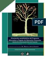 Orientación sociohistórica del PAPEP. Autor
