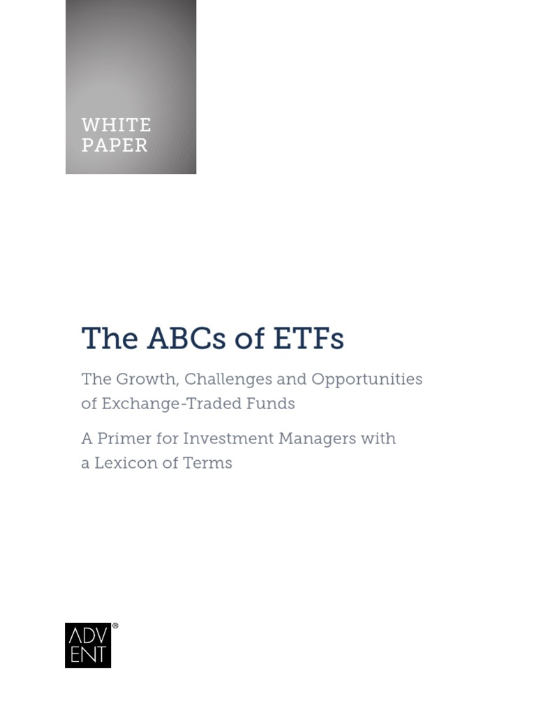 2012 08 advent the abcs of etfs exchange traded fund mutual funds biocorpaavc Gallery
