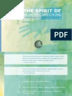 In the Spirit of Community Caregiving