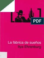 Ehrenburg, Ilya - La fábrica de sueños