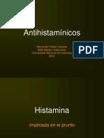 3. Antihistamínicos