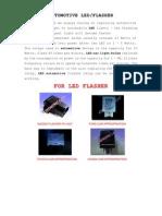 Automotuve Led-led Flasher