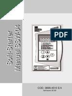 WEG - Soft Starter SSW04