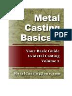 Metal Casting Basics Book 2